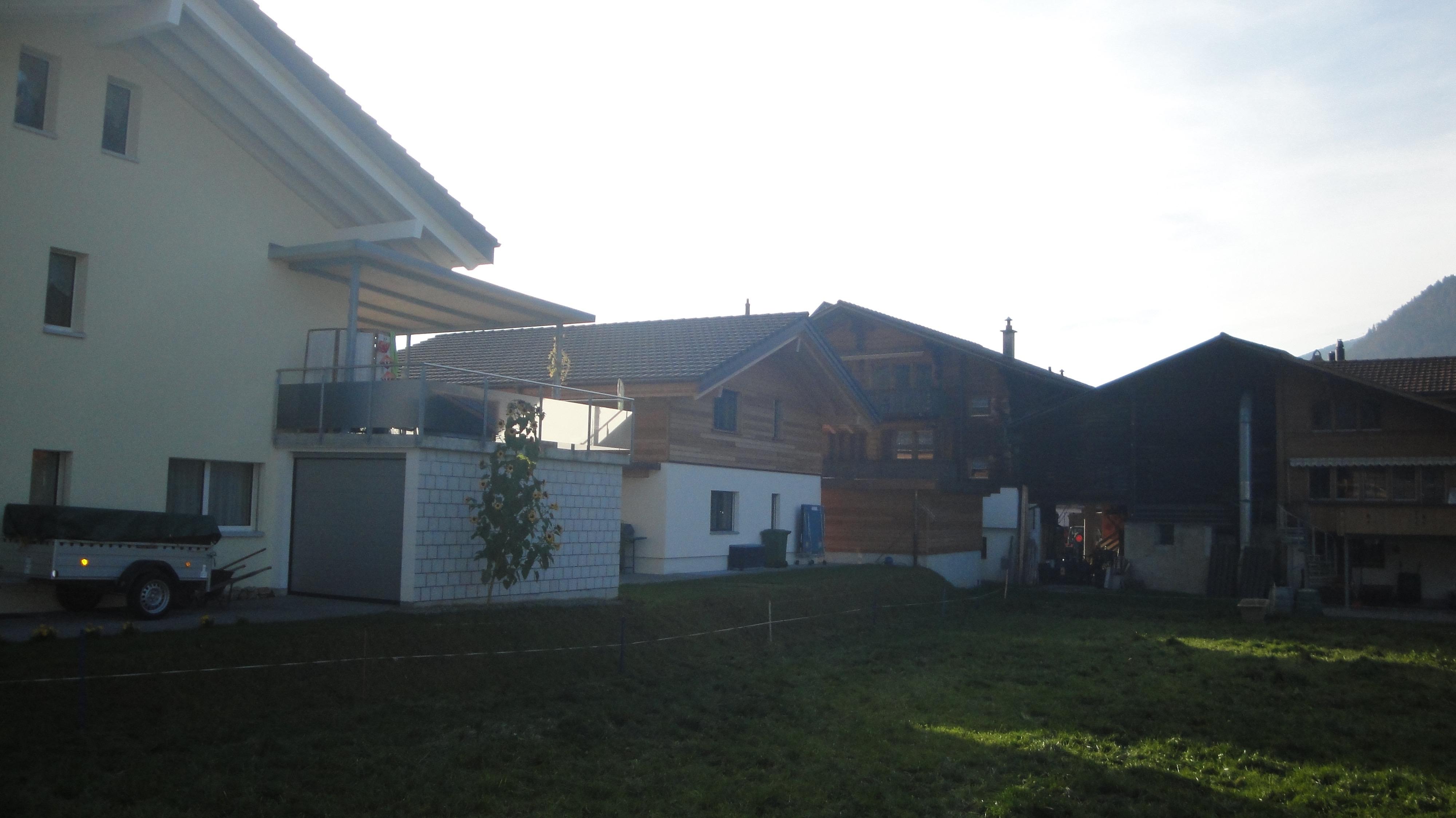 Einfamilienhaus seiler amacher architekten for Architekten grundrisse einfamilienhaus